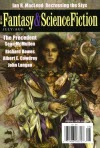 Magazine of Fantasy and Science Fiction - July/August 2010