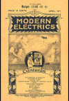 Modern Electrics - April 1911