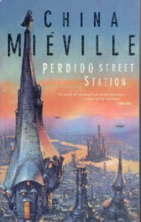 Perdido Street Station - UK cover