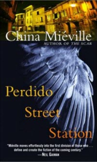 Perdido Street Station - US cover