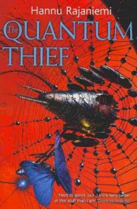 The Quantum Thief - UK cover
