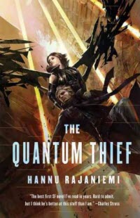 The Quantum Thief - US cover