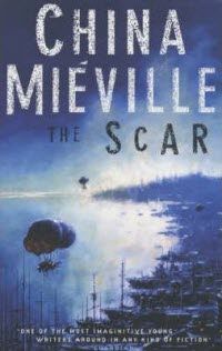 The Scar - UK cover