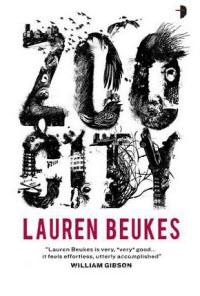 Zoo City - UK cover